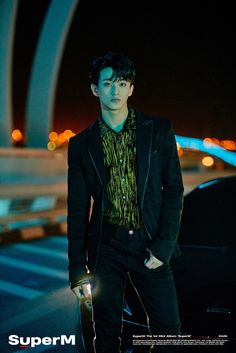Super M Mark phototeaser wallpaper Nct Taemin, Shinee, Mark Lee, Jaehyun, The Avengers, Capitol Records, Kai, K Pop, Kim Dong Young