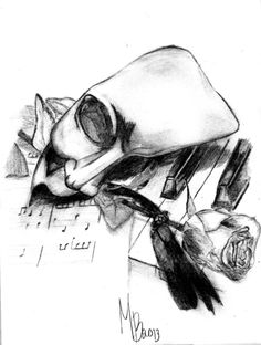 Phantom of the opera by marysmiley.deviantart.com on @deviantART
