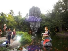 The best place in Thailand, Phuket FantaSea