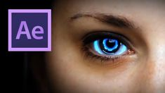 After Effects: Human Eye VFX ★★★ Find More inspiration ★★★ Adobe After Effects Tutorials, Effects Photoshop, Video Effects, Vfx Tutorial, Animation Tutorial, Parts Of The Eyeball, Adobe Cc, Film Effect, After Effect Tutorial