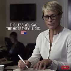 house of cards quotes - Google Search