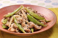 ささげと豚肉のマヨポン炒めのレシピです。 Green Beans, Vegetables, Recipes, Food, Recipies, Essen, Vegetable Recipes, Meals, Ripped Recipes