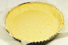 Pâte à tarte sucrée sans gluten par http://www.sunny-delices.fr      200g de farine de riz complet     50g de poudre d'amande     5g de gomme guar     100g de beurre     60g de sucre en poudre     1 œuf