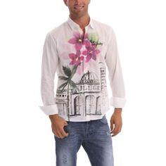 MisterTao: Leading Taobao Agent - Taobao Product - desigual men's shirts shirt multicolor printing