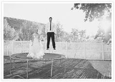 Fun, creative wedding pics