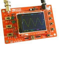 "DSO138 2.4"" TFT Digital Oscilloscope Kit"