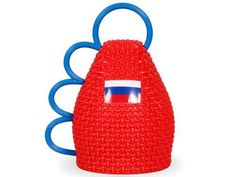 Lot de 4 Caxirola Russie accéssoire supporter avec son harmonieux, pas cher pour La Coupe du monde de football 2014 au Brésil la vuvuzela…