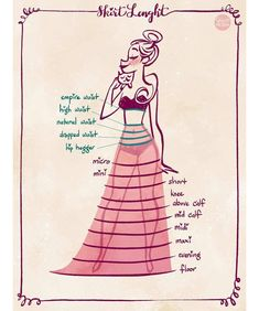 Skirt lenght