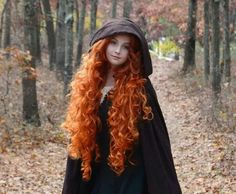 Cosplay Wig Wanted: Long Curly Copper / Orange Merida Merida Cosplay, Cosplay Wigs, Disney Cosplay, Cosplay Costumes, Beautiful Red Hair, Beautiful Redhead, Ginger Girls, Redhead Girl, Red Hair