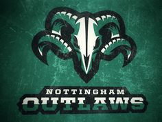 Nottingham Outlaws Secondary Logo