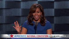 Michelle Obama. Michelle LaVaughn Robinson Obama the GAWDESS. First of Her Name. Sasha and Malia's mama. Barack's wife. Queenof my Heart. Slayer of Haters. Shader of Intellectually Inferior Walking Cheetos. She Who Shall Not Be Outdone. She stepped on the stage of the Democratic National Convention on day 1 and ...