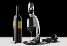 Aerador para Vinhos para Dar Mais Sabor ao Vinho Deluxe Vinturi - Tinto