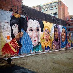 Mujeres del mundo #womenoftheworld #graffiti #barcelona #creucoberta #streetart - See more at: http://iconosquare.com/p/1071142443550072834_144227391#sthash.yKKhHoW4.dpuf