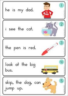 Grammar - Capitalize It: First Word... great for 1st grade and kinder!!