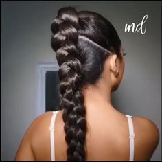 braided hairstyles for match with any outfit 16 Work Hairstyles, Undercut Hairstyles, Pretty Hairstyles, Braided Hairstyles, Hairstyle Braid, Undercut Pixie, Shaved Hairstyles, Curly Hair Styles, Natural Hair Styles