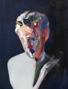 <p>We just discovered the amazing work of South African artist Ryan Hewett. His recent body of work focused on the depiction of leading figures from the past and present that have, for better or worse shaped the world in which we live. His portraits are not life-like depictions, but rather abstracted representations of his subjects.…</p>