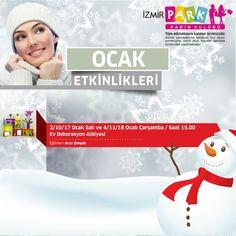 """Arzu Şimşek ile """"Ev Dekorasyon Atölyesi"""" bugün saat 15.00'te İzmir Park Kadın Kulübünde!"""