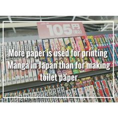 I would gladly trade all my TP for manga anytime!!!!!!