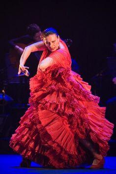 Merche Esmeralda  Flamenco Festival 2008
