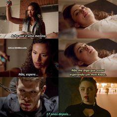 Klaus From Vampire Diaries, Vampire Diaries The Originals, The Oroginals, Stefan E Elena, Ufo, Hope Mikaelson, Black Love Art, Popular People, Best Series