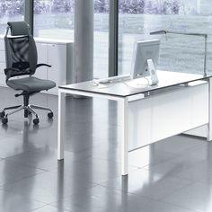 Schreibtisch Tune Mit Sichtschutzblende. Erhältlich Unter  Http://www.bueromoebel Experte