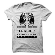cool  Team FRASIER Lifetime Members 253i -  Shirts of year