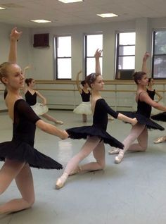 tsarina-ballerina:  Sleeping Beauty Prologue - i'm in the middle :)