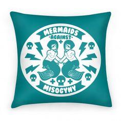 Mermaids Against Misogyny | HUMAN | T-Shirts, Tanks, Sweatshirts and Hoodies