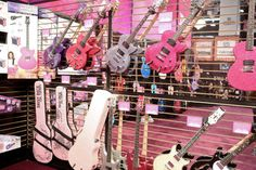 girly acoustic guitars - Google Search