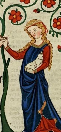 codex manesse women's dress - Google Search
