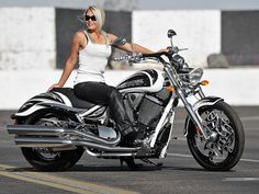 Pix For > Victory Motorcycles Wallpaper Motorcycle Party, Bobber Motorcycle, Motorcycle Outfit, Motorcycle Girls, Lady Biker, Biker Girl, Chicks On Bikes, Victory Motorcycles, Cars Motorcycles