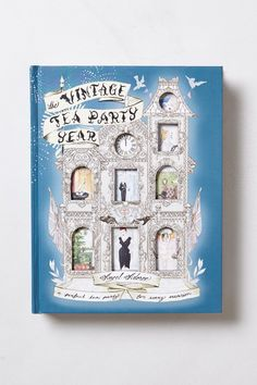 The Vintage Tea Party Year - Anthropologie.com