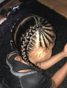 353 Best Braids For Little Girls Images In 2020 Braids For Kids