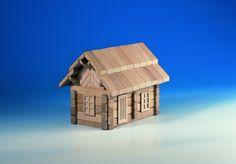 Koliba je dřevěná stavebnice tradiční lidové architektury z rodiny stavebnic Archaprogram a obsahuje 72 stavebních dílů. Je samostatnou stavbou a bývá se impozantním doplňkem nejen dětských pokojíčků.