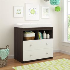 Altra Furniture Willow Lake Changing Table