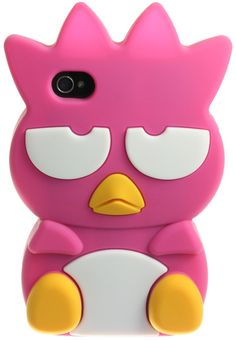 PINK MARU IPHONE 4/4S CASE.