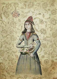 Islamic Persia: A Portrait of Qajar Dervish