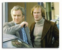 John Thaw & Denis Waterman: The Sweeney.......love this program and still watch it now!