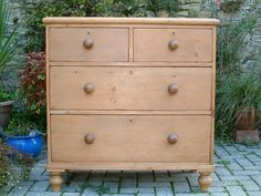 A Restored Victorian Pine Chest Of Drawers - Antiques Atlas Furniture, Drawers, Pine Furniture, Home Decor, Pine Chests, Restoration, Chest, Chest Of Drawers, Victorian