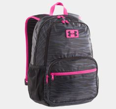Girls' UA Great Escape Backpack | 1256680 | Under Armour US