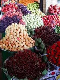 Summer's end #Tehran Tajrish Bazaar. By Ehsan A.