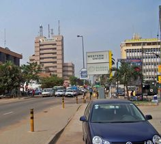 ghana accra | Accra the capital of Ghana was a modern busy city and an interesting ...