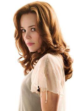 Rachel McAdams - awesome hair color.