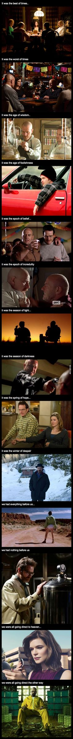 Dickens take on Breaking Bad....this is so wonderful..to anyone who has never seen breaking bad please watch