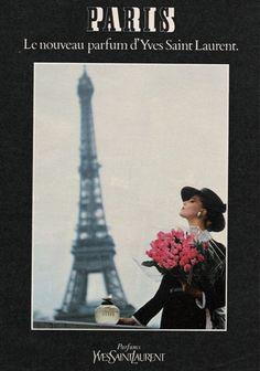 YSL Paris, 1980s