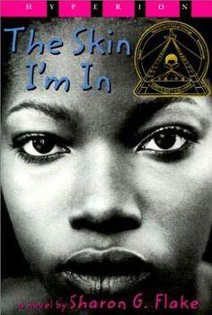 The Skin I'm In is a book about an African American girl who is struggling with her identity and self esteem as a darker skinned African American. This book would be good for guided reading lesson. I Love Books, Good Books, Books To Read, Ya Books, Black History Books, Black Books, African American Literature, American History, Look T Shirt