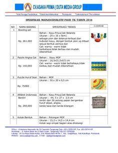 *Alat Peraga Pendidikan *Elektrikal Mekanikal *Ko Office : Jl.Maulana Hasanudin…