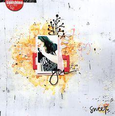 DT Spray & Scrap : page You et son pas-à-pas