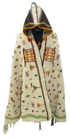 Moroccan cape