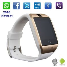 APRO Bluetooth Premium Smart Watch with Support for Memory Card